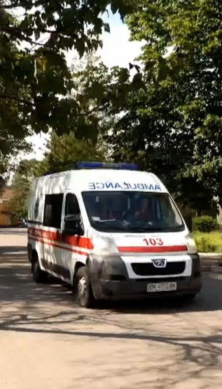 В Україні зафіксовано понад 800 нових випадків коронавірусу