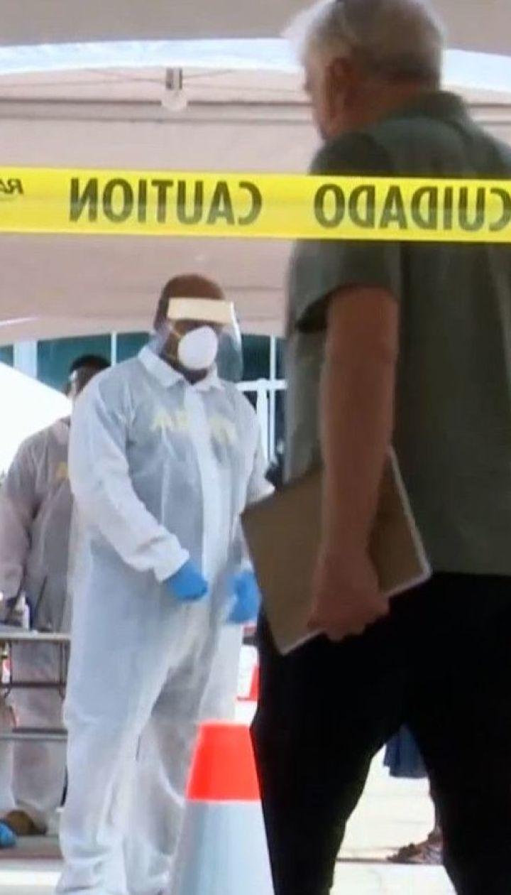 В мире зафиксировали новый антирекорд коронавируса