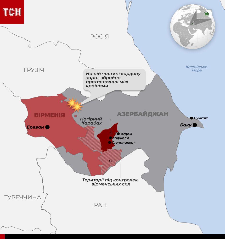 конфлікт в Карабасі