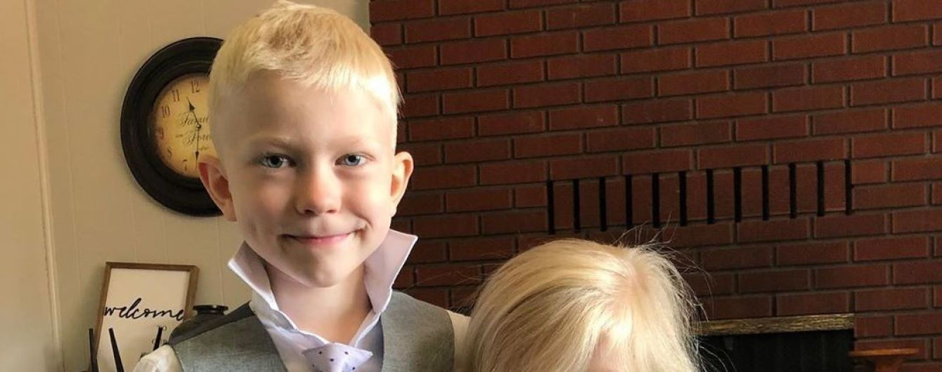 Всесвітня боксерська рада визнала 6-річного хлопчика почесним чемпіоном: він врятував сестру від нападу собацюри, ризикуючи життям