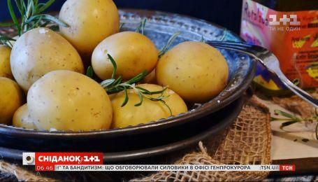 5 корисних властивостей молодої картоплі