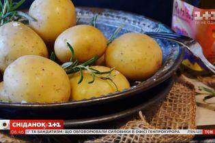 5 полезных свойств молодого картофеля