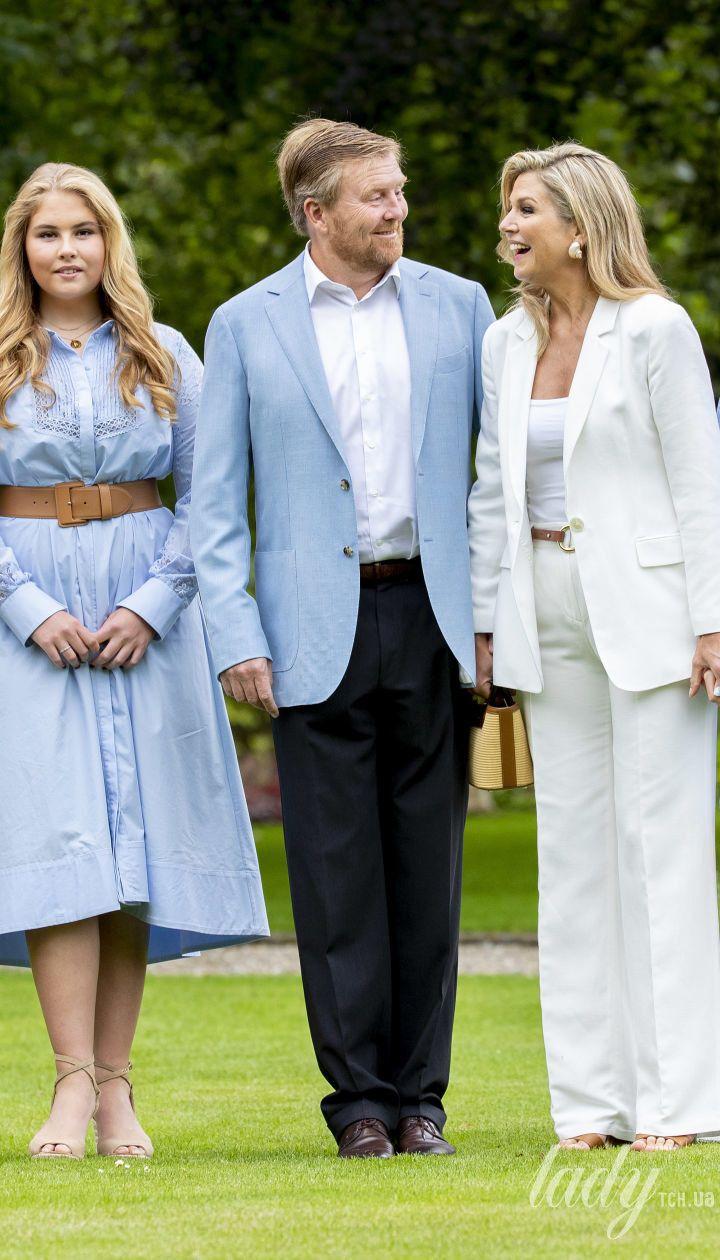 Королівська сім'я Нідерландів