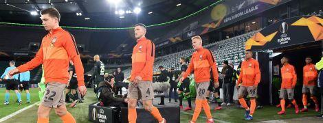 Ліга Європи онлайн: календар і результати матчів 1/8 фіналу