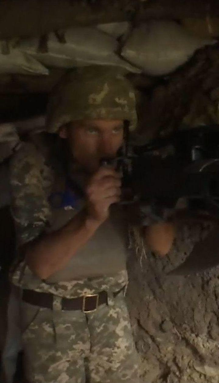 Фронтовые сводки: боевики продолжают обстреливать украинские позиции возле Новотошковки