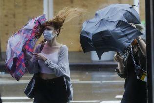 Сезон дождей накрые Украину: синоптики обещают осадки по всей территории