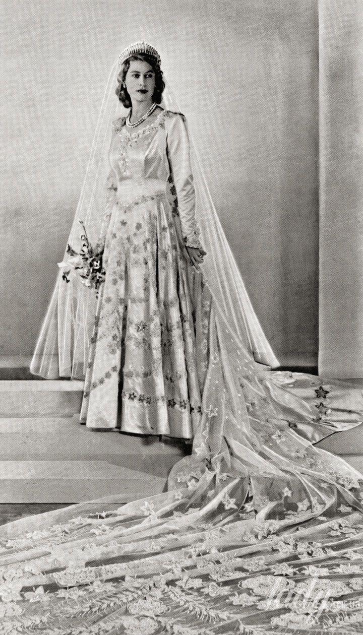 Весілля принцеси Єлизавети, 1947 рік