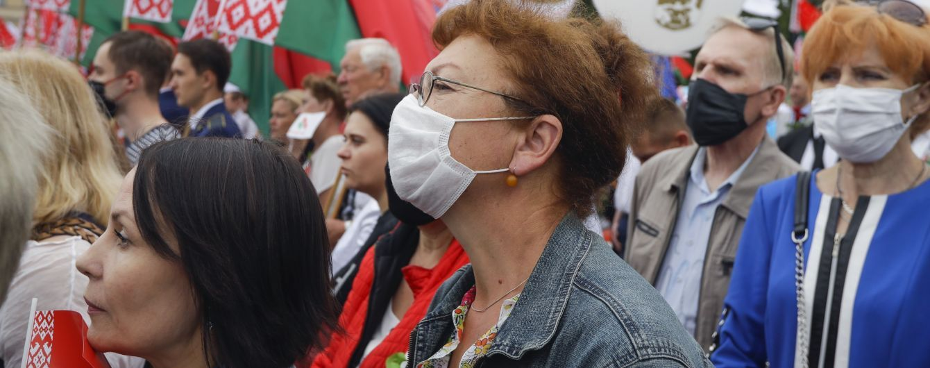 Кількість хворих збільшується: у Білорусі заявили про початок другої хвилі пандемії коронавірусу