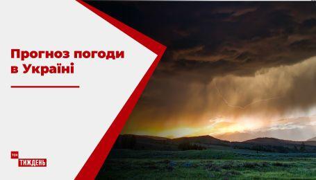 Погода в Україні: поки на півдні розгулюють торнадо, захід продовжує заливати