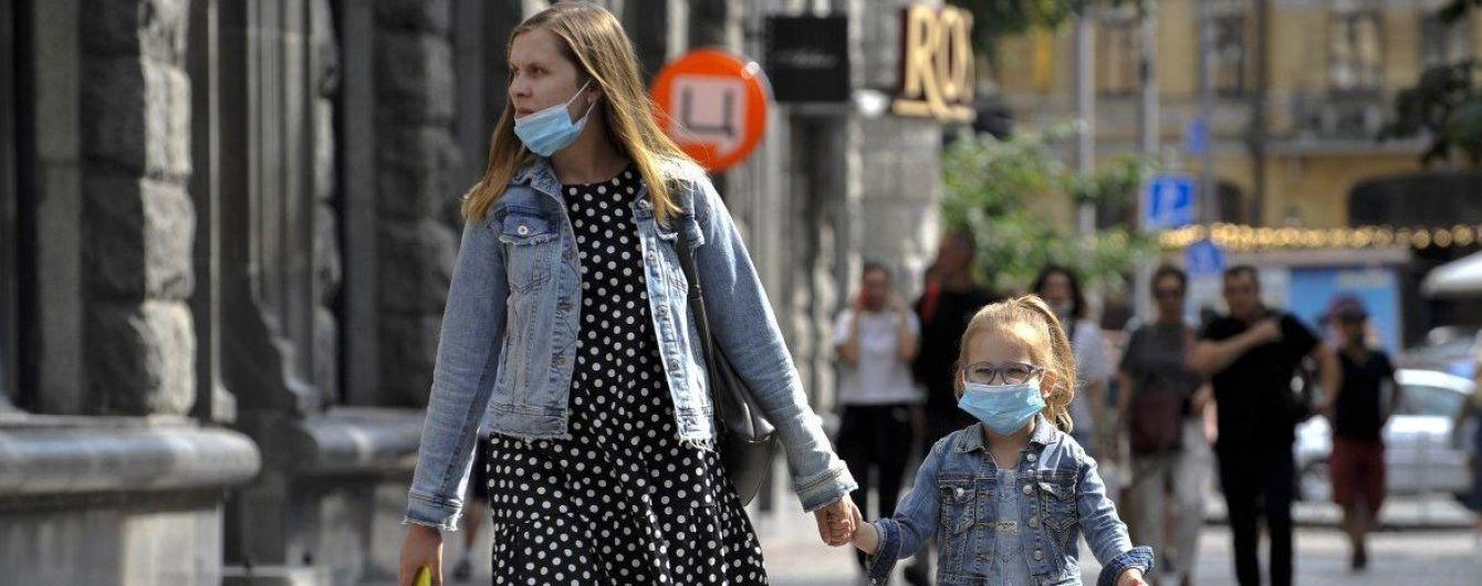 Коронавирус в Украине 20 июля: 4 области без новых инфицированных, в 9 регионах зафиксировали смерти