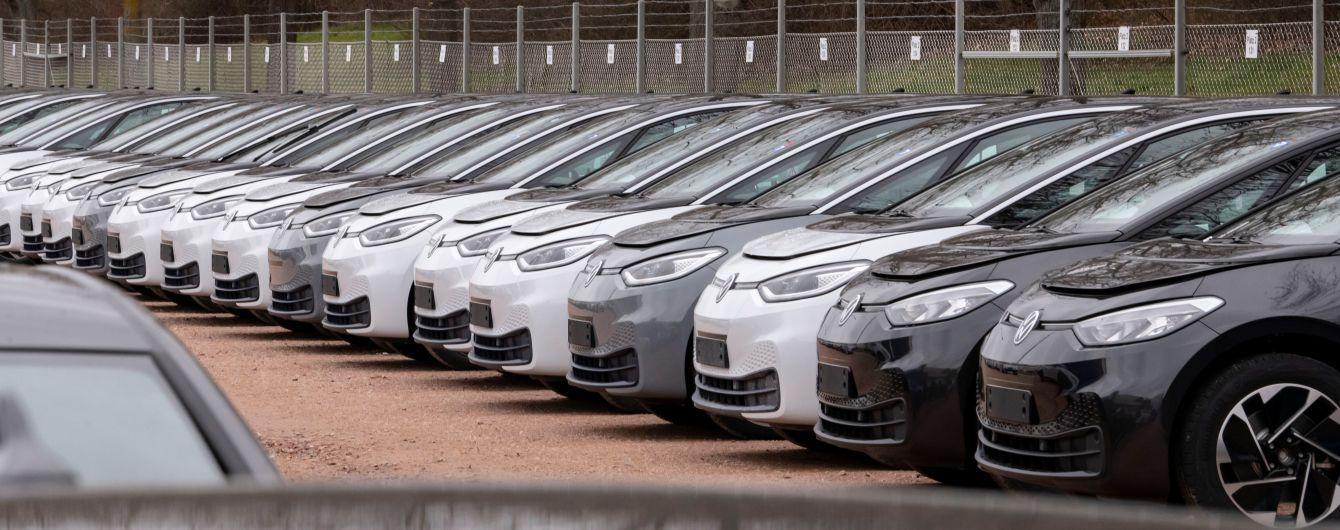 Європейський ринок нових легкових авто в жовтні: де купували машини найбільше