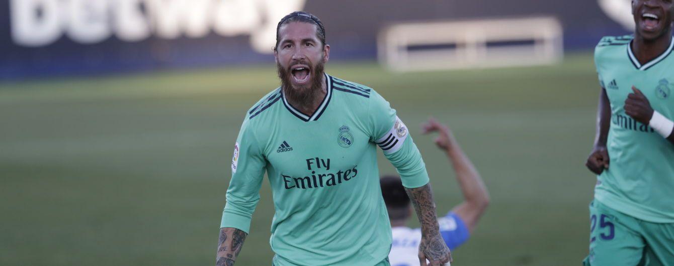 """""""Реал"""" в последнем туре не удержал победу, но отправил соперника в Сегунду"""