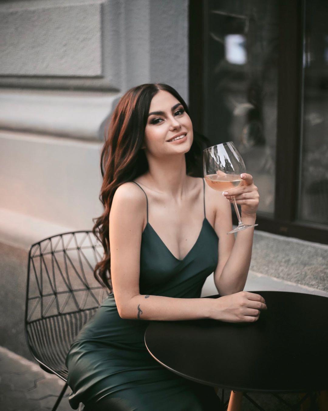 русской марианна дружинец фото из холостяка мен