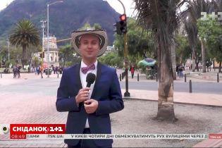 Українець, який став зіркою в Колумбії – історія журналіста Ростислава Калацинського