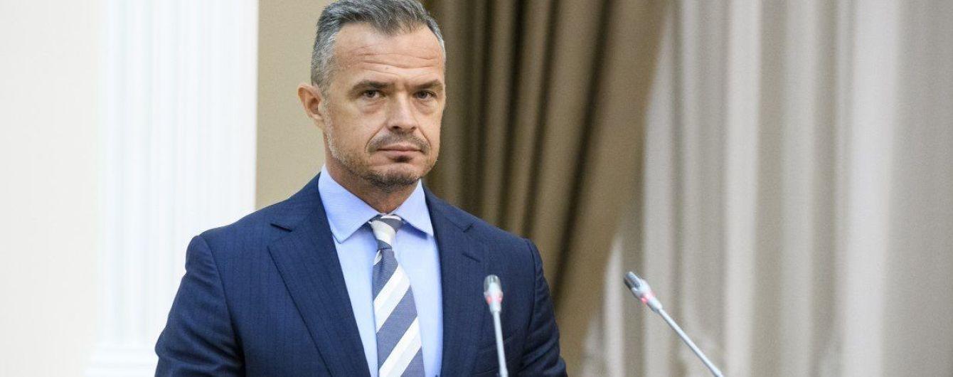 """Польські слідчі знайшли схованку ексглави """"Укравтодору"""" Новака з мільйоном євро готівкою"""