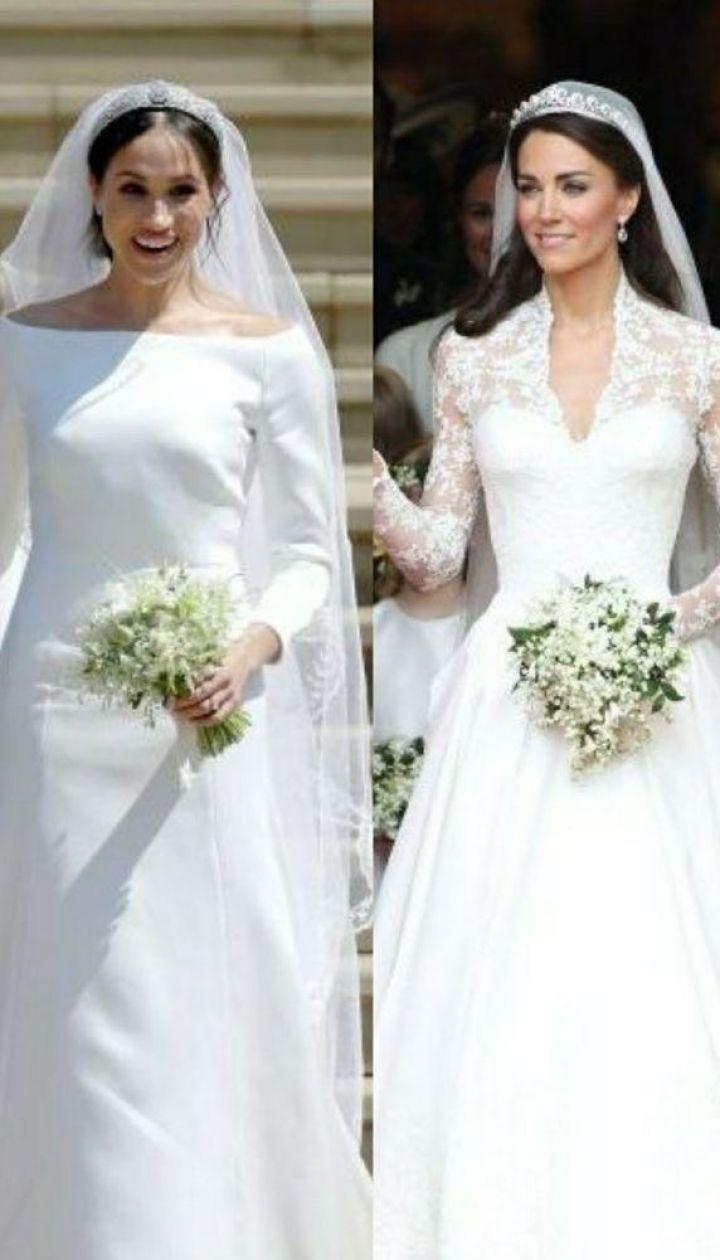 Принцеса Євгенія, принцеса Діана, герцогиня Меган і герцогиня Кетрін