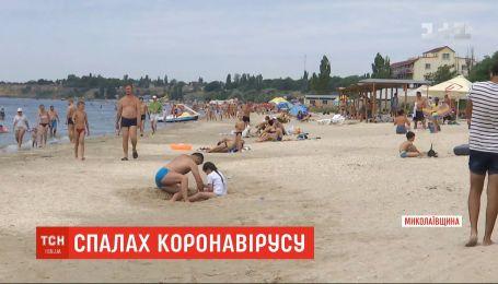 Коронавирус в Украине: курортный поселок стал эпицентром новой вспышки COVID-19