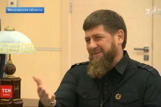 Рамзан Кадиров очікує вибачення від Володимира Зеленського за жарт 2014-го року