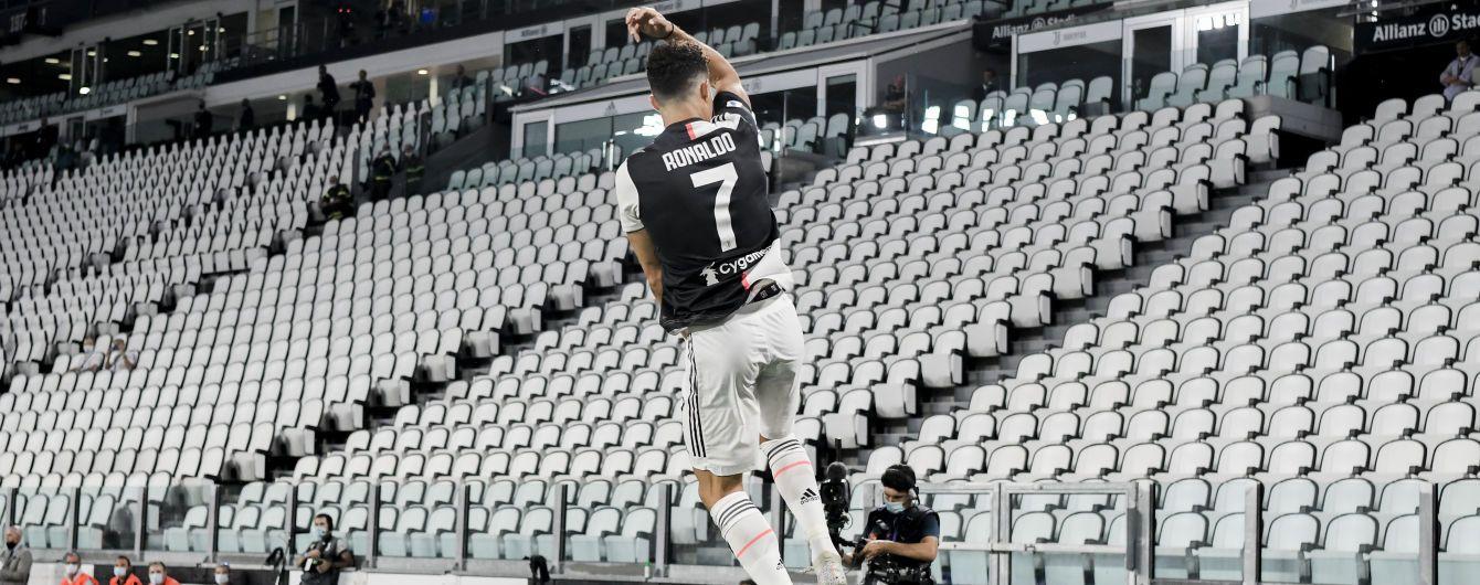 Осталось 33 гола: Роналду приближается к званию лучшего голеадора в истории футбола