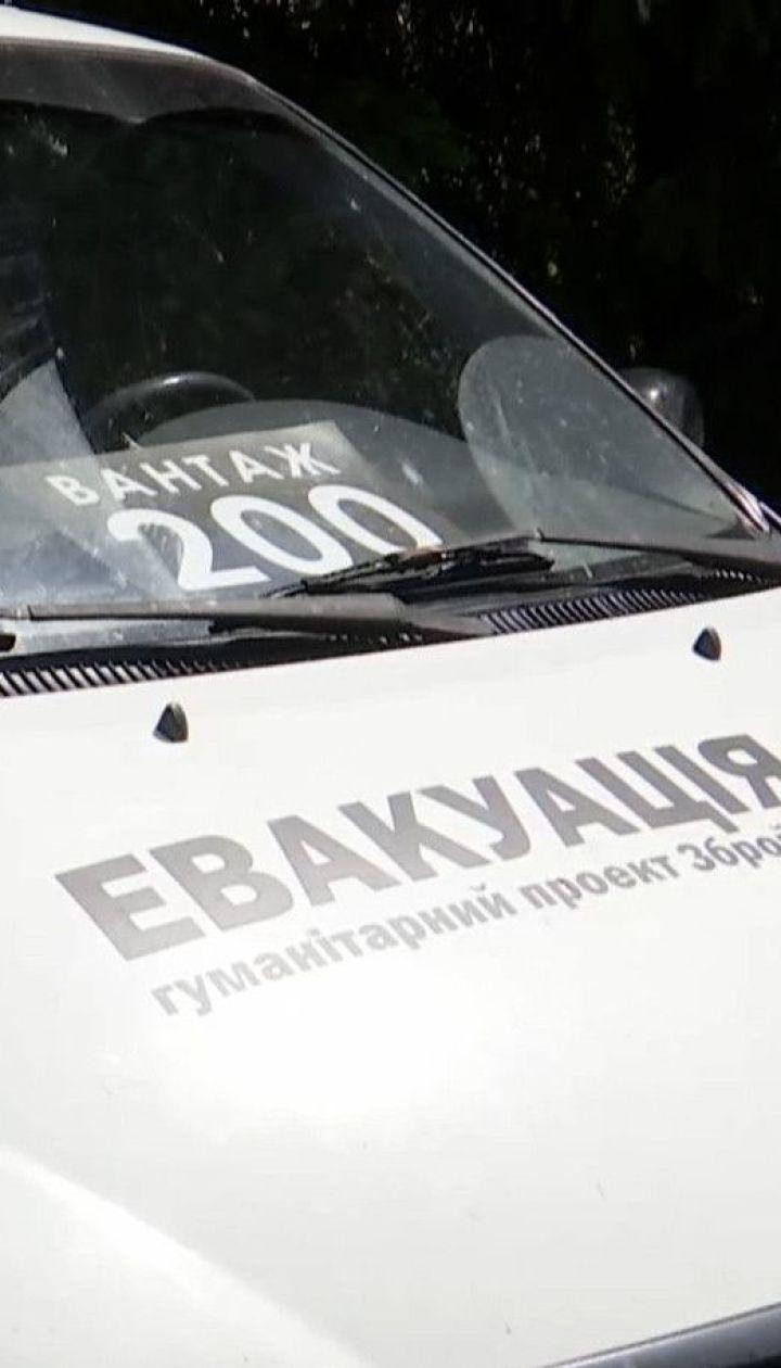На Донбассе идентифицировали военного медика, которого боевики расстреляли неделю назад