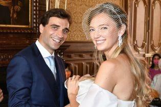 Еще одна тайная монаршая свадьба: Элеонора фон Габсбург вышла замуж за пилота Formula E