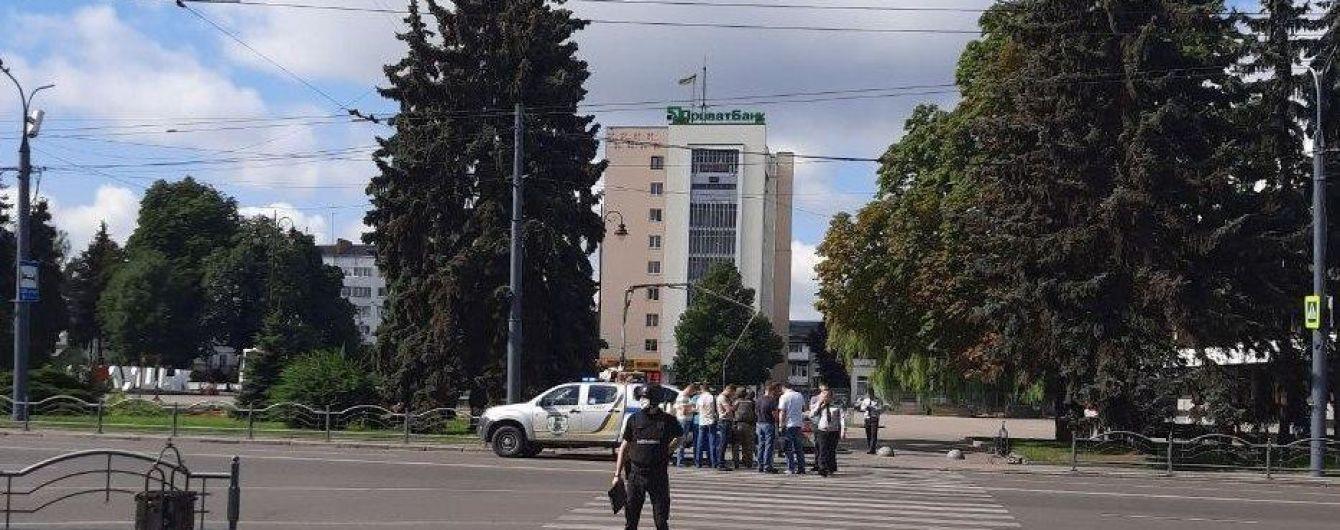 Захват заложников в Луцке: полиция открыла уголовное производство
