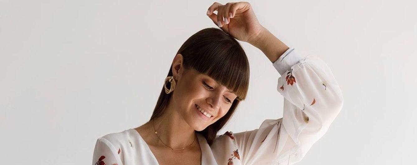 Цветочные платья и костюмы с шортами: лукбук капсульной коллекции украинского бренда