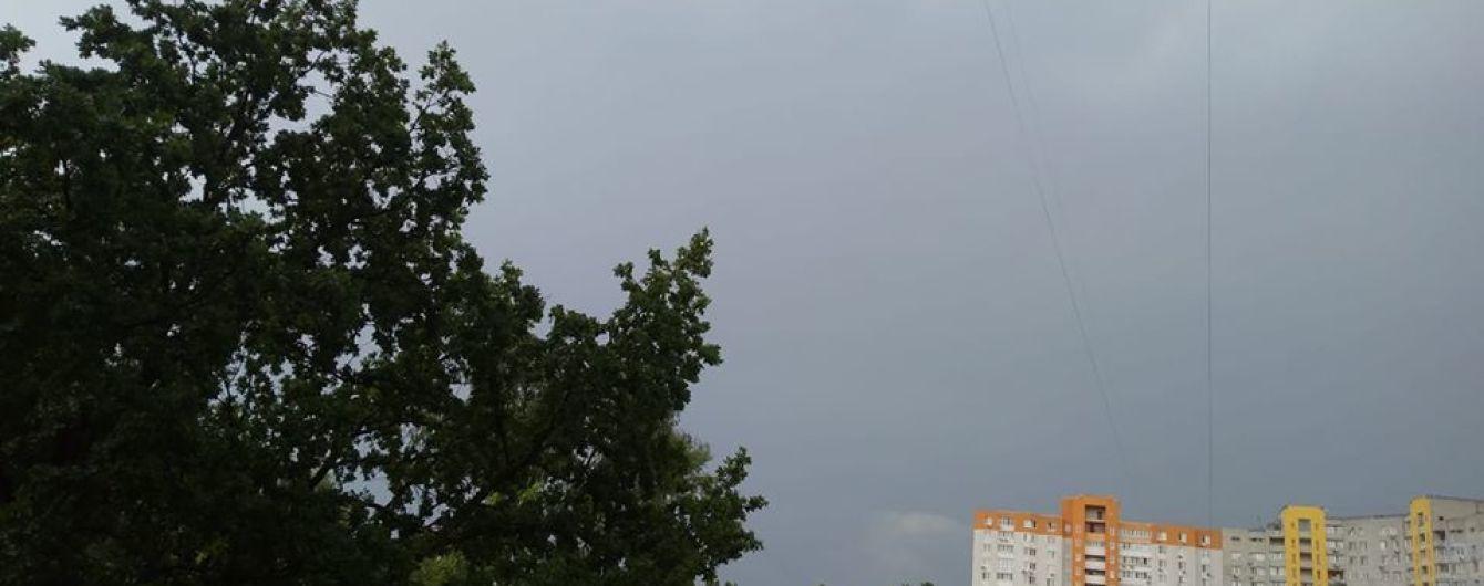 Погода на 25 июля: на Киев и западные области надвигаются грозы