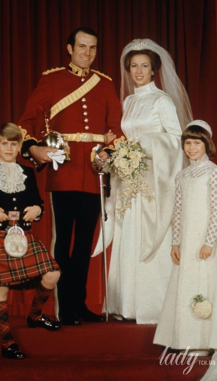 Свадьба принцессы Анны