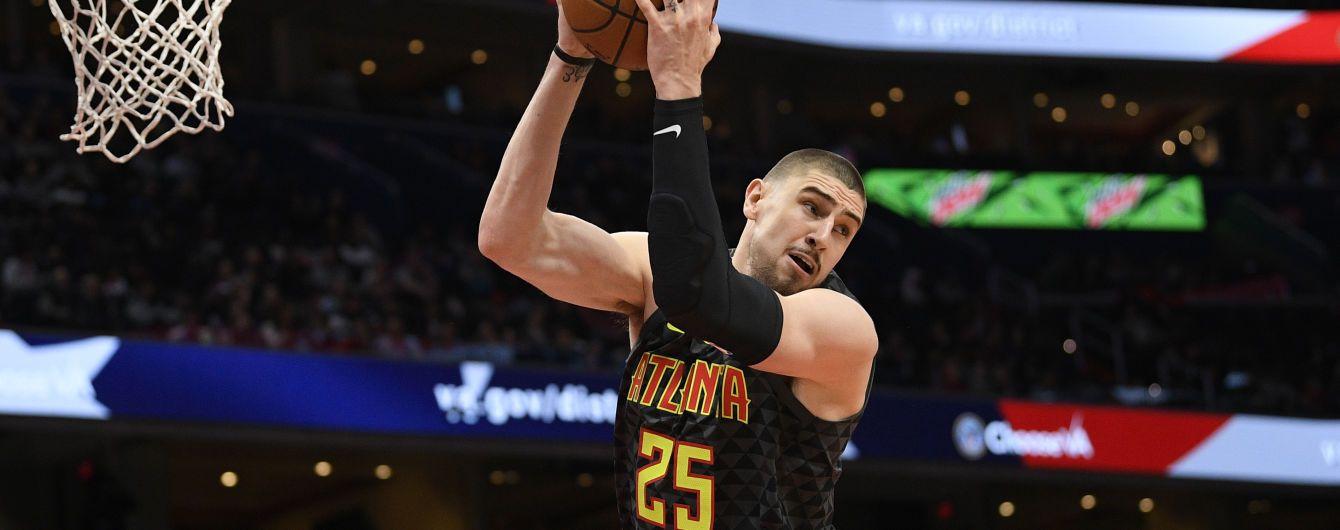 Український баскетболіст НБА поборов коронавірус, він здавав позитивний тест 24 дні поспіль