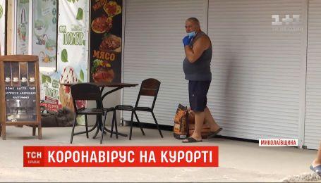 Вспышка коронавируса на курорте: эксперты проверяют все кафе и магазины Рыбаковки