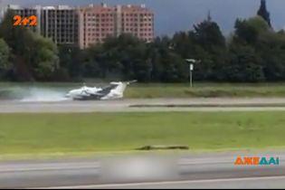 В Колумбии пилоту самолета пришлось выполнить очень рискованную аварийную посадку