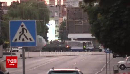 Правоохранители задержали луцкого террориста, заложники освобождены