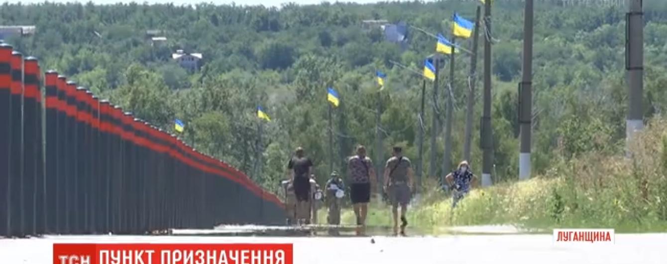 Долгое путешествие: в Станице Луганской количество желающих пересечь линию разграничения сократилось в 15 раз