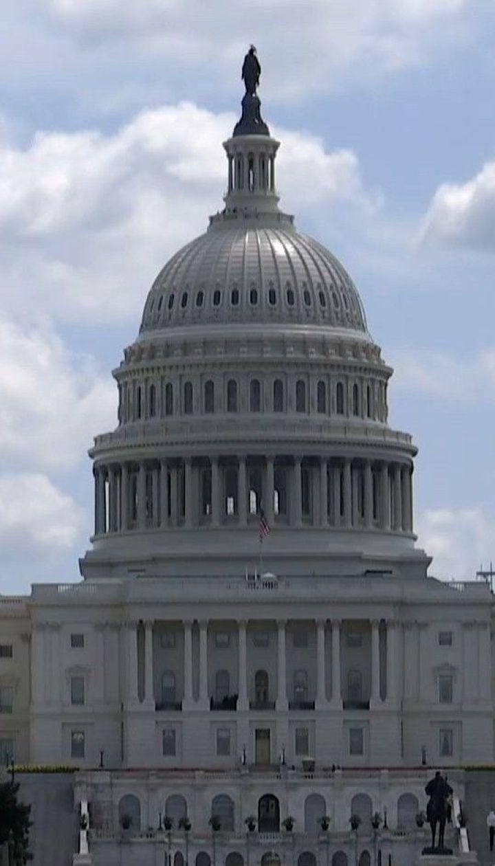 """Нижняя палата Конгресса США приняла законопроект с новыми санкциями против """"Северного потока-2"""""""