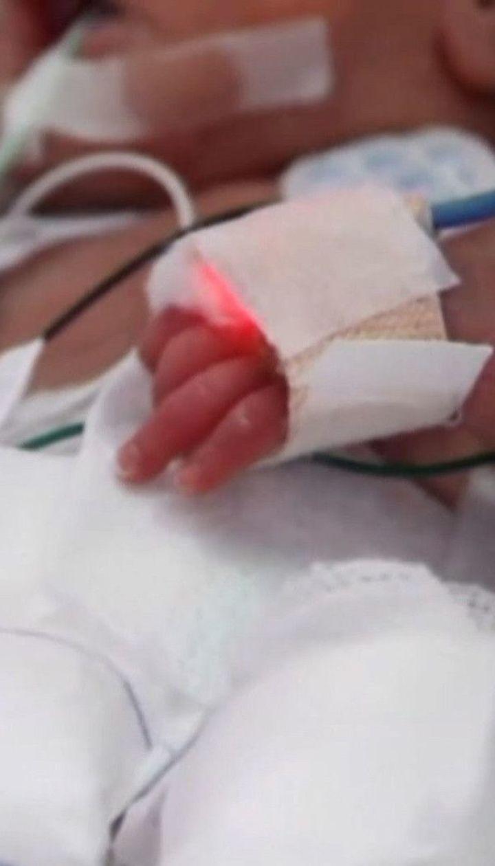 В Перу мама впервые обняла своего малыша после того, как оба переболели коронавирусом