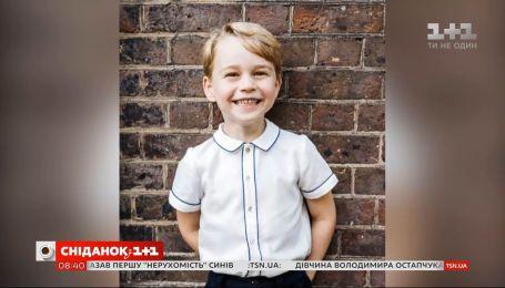 Самый популярный ребенок в мире: интересные факты про принца Джорджа