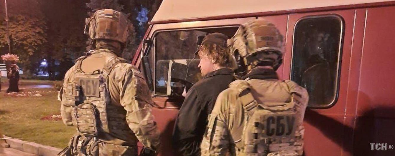 Захват заложников в Луцке: полиция и СБУ открыли четыре уголовных производства