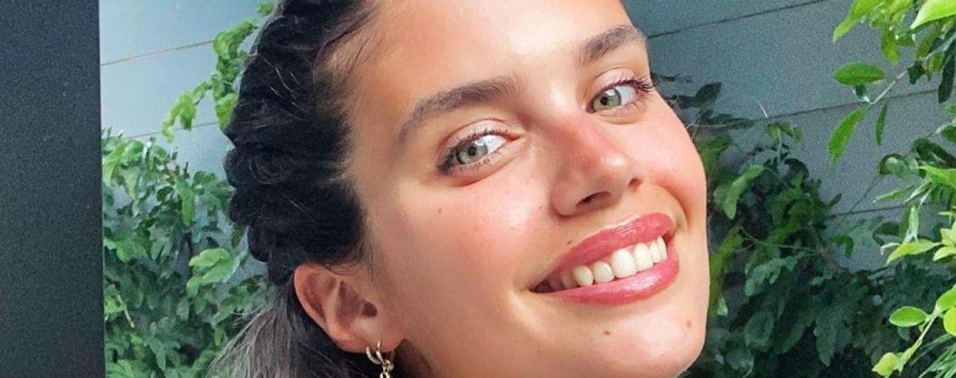 С короткой стрижкой и без зуба: Сара Сампайо показала детское фото