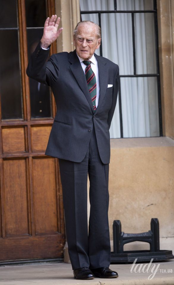 Герцог Эдинбургский Филипп