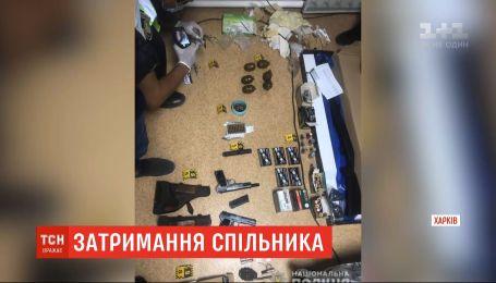 Полиция нашла арсенал оружия в квартире предполагаемого сообщника луцкого террориста