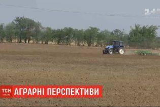 Аграрии со всей Украины собрались в Херсонской области, чтобы решить, как спасти поля от жары