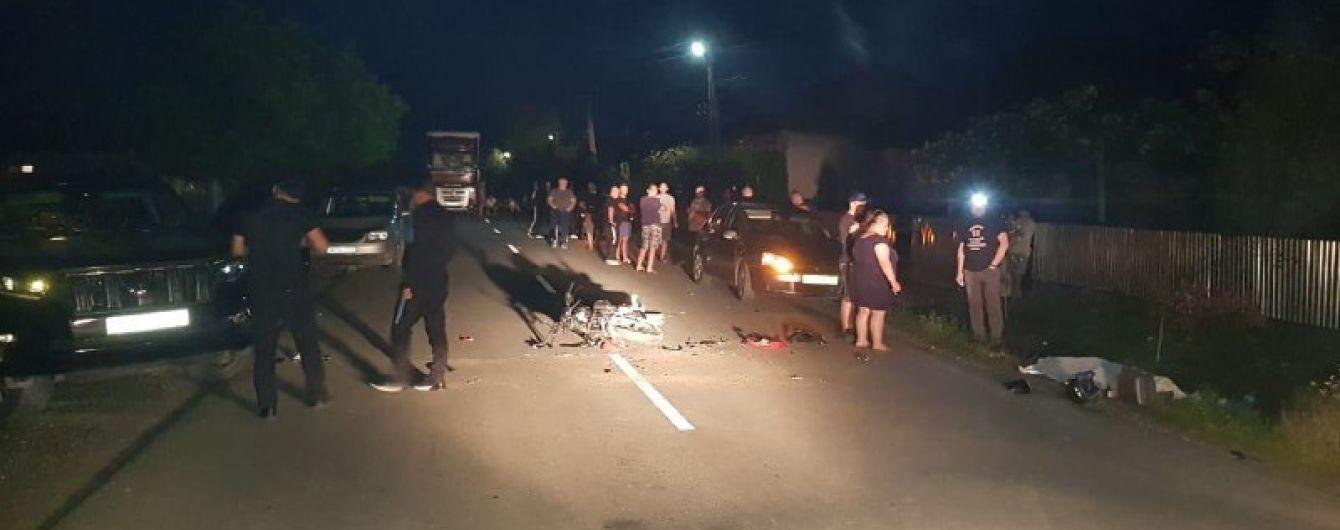 На Закарпатье в результате ДТП с депутатом погиб 19-летний парень - СМИ