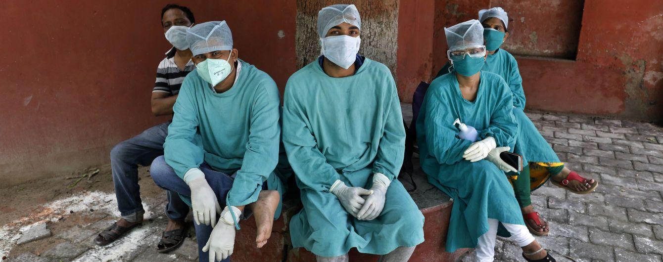 В ООН признали, что ситуация с коронавирусом вышла из-под контроля