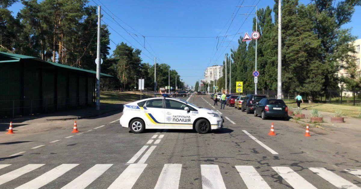 В Киеве задержали и арестовали подозреваемых в минировании офиса