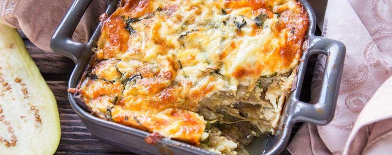 Запеканка из баклажанов с сыром: рецепт от Евгения Клопотенка
