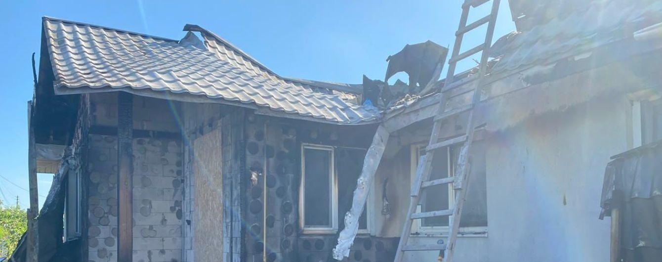 Пожар в доме Шабунина: полиция открыла производство