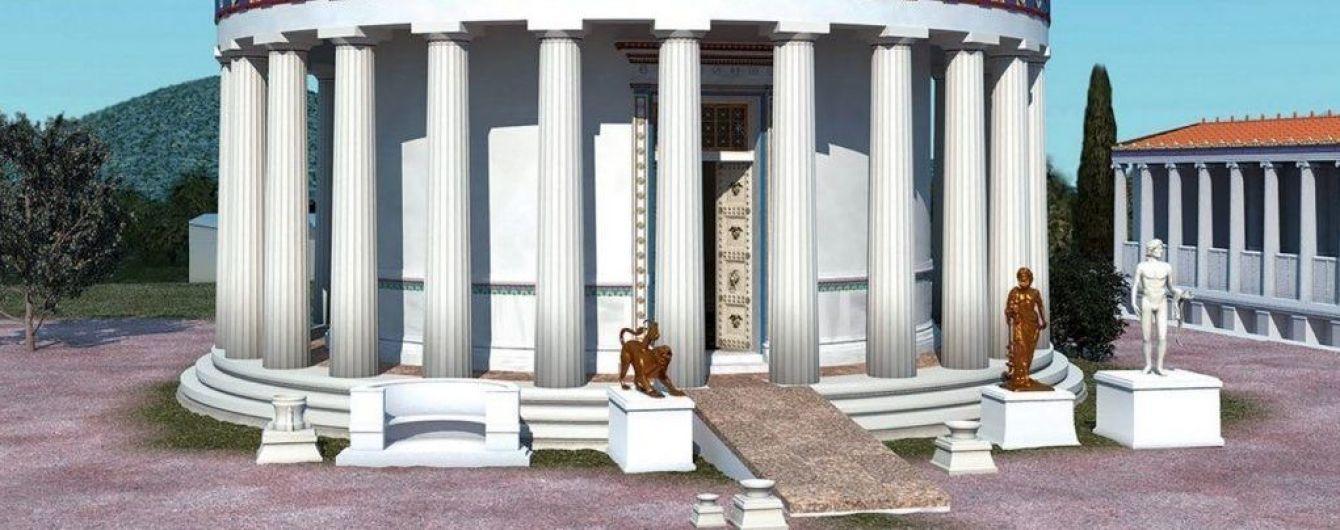 """Исследователи обнаружили, что в некоторых древнегреческих храмах обустраивали """"пандусы"""""""
