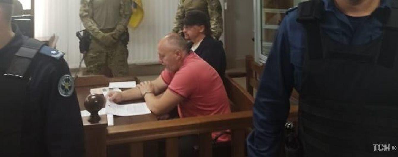 """""""Я был готов вчера умереть"""": о чем рассказал луцкий террорист в суде"""