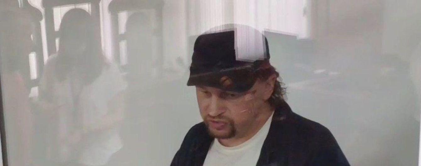 Луцкий террорист в суде ответил, сожалеет ли, что Зеленский удалил пост с записанным видео